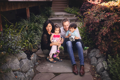 East Bay Family Portrait Photography